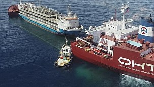 AMSA bans Barkly Pearl from Australian waters for 24 months!