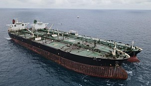 Iranian VLCC seized for STS Transfer Off Indonesia!