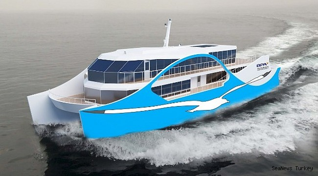 South Korea gets its first electric ferry: Zero emissions by 2050