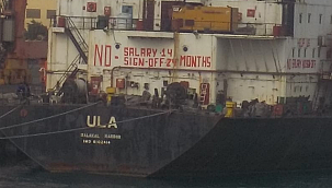 19 Abandoned Seafarers Go on Hunger Strike to Demand Wages!