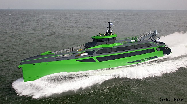 DAMEN launches Fast Crew Supplier FCS 7011!