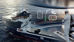 Damen Partners to Bring Autonomy and Wireless-Helm Technology to Ship-Build