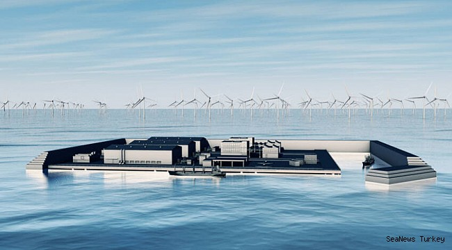 """Denmark to Build Artificial Island """"Hub"""" for Offshore Wind Energy: $34 billion"""