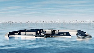 "Denmark to Build Artificial Island ""Hub"" for Offshore Wind Energy: $34 billion"