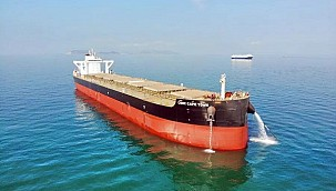 Explosion in Chinese bulker: Two sailors seriously injured!