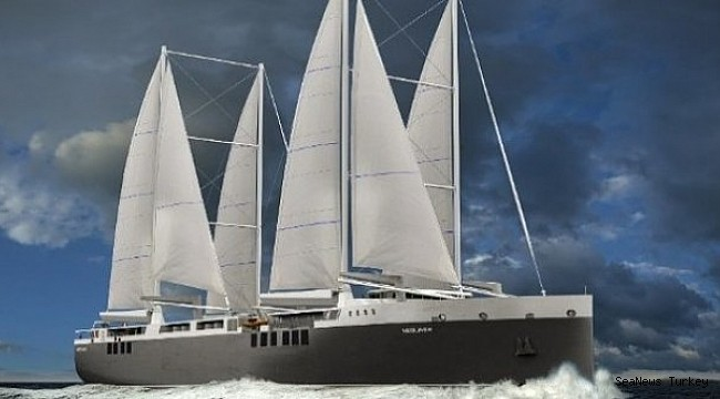 Michelin will transport its products on sail cargo ship!