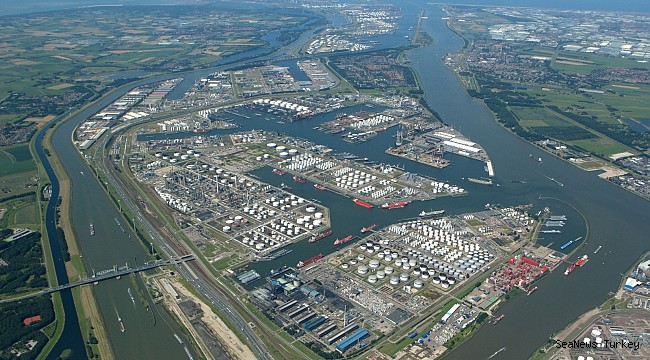 Another step closer to hydrogen backbone in port of Rotterdam!