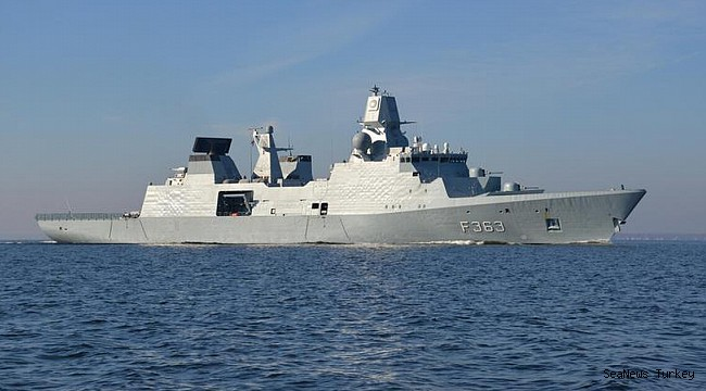 Denmark to Deploy Frigate to Gulf of Guinea to Combat Piracy!