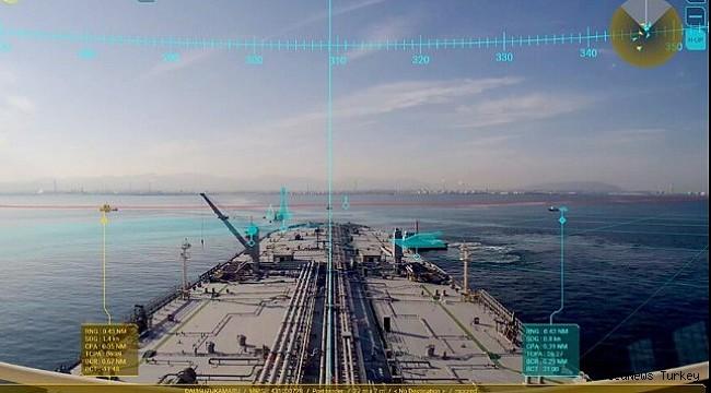 MOL Enhances AR Navigation System to Support Safe Navigation!