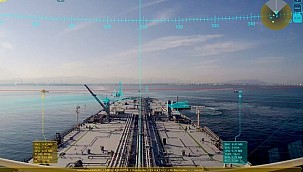 MOL Enhances AR Navigation System to Support Safe Navigation!