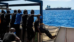 NGO ship accused of taking immigrants from Maersk Etienne for a fee!