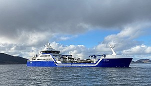 Yanmar Powers Award-winning Norwegian Hybrid Fishing Vessel!
