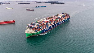 CMA CGM Jacques Saade broke new world record with 21,433 TEU!