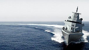 Damen contracts Hamburg Ship Model Basin for new frigate tests!
