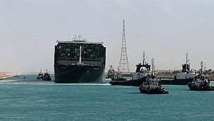 Egypt may file $1bn claim for Suez Canal calamity: Ship can be detained!