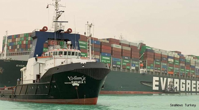 Evergreen may move the containers of Ever Given to other ships!