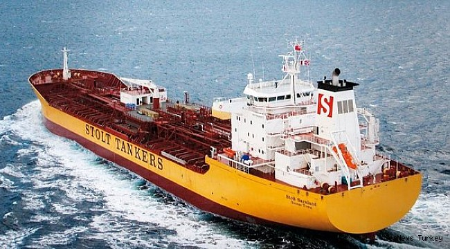 Stolt Tankers trials biofuels on transoceanic navigation!