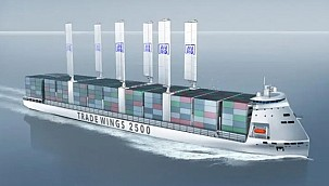 AIP approval for Wind-Assisted Containership from BV: France-China partnership!