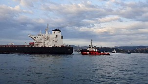 Near-Miss to a disaster in the Istanbul Strait: Tanker RAVA went adrift