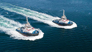 New hybrid tug from Uzmar to Denmark!