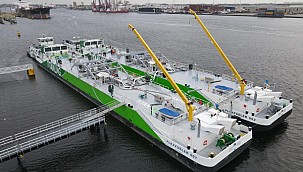 Titan Plans First Dual-Fuel Bio-LNG Bunkering Vessel!