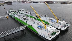 Titan Plans First Dual-Fuel Bio-LNG Bunkering Vessel!
