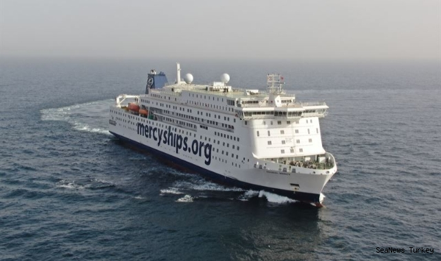 World's Largest Civilian Hospital Ship Delivered: Will operate along the coast of Africa!