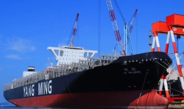 Yang Ming accepts 11,000-TEUer to upgrade S America service