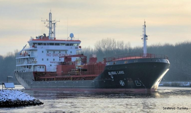 3 sailors died on Turkish operated ship 'Global Lake'!